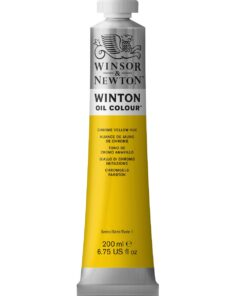 W&N Winton 200ml Crome Yellow Hue 149