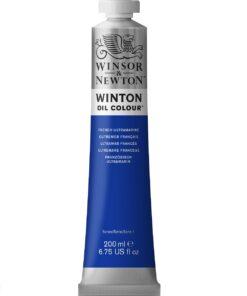 W&N Winton 200ml French Ultramarine 263