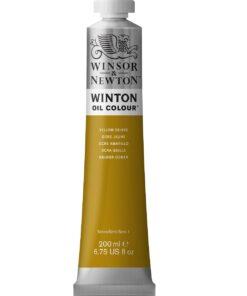 W&N Winton 200ml Yellow Ochre 744