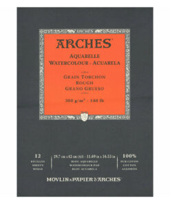 Arches lehtiö A3 300g karkea 12kpl