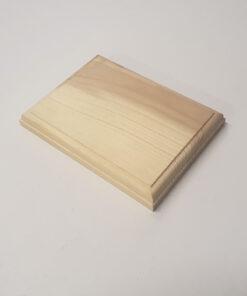 Puupala 12x9cm,15mm 1